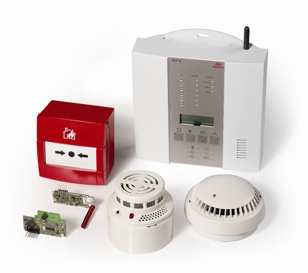 Fire Alarms Installed In East Sussex And Kent By Dna