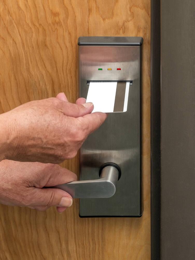 Door Access Control System Installer In Hastings Sussex Dna