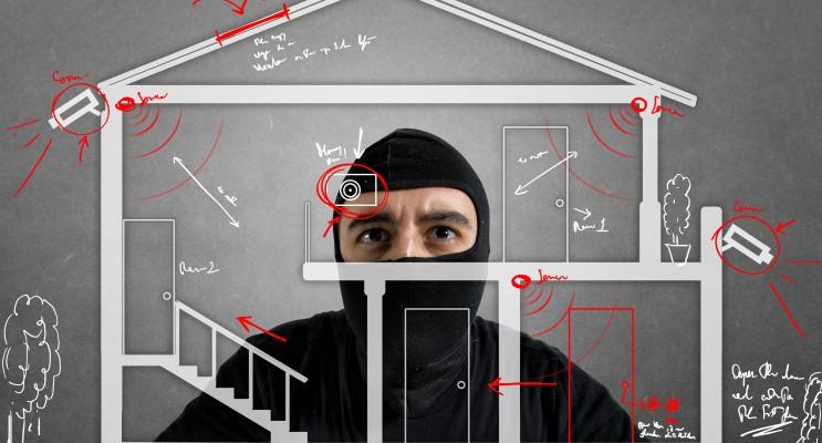 Intruder Alarms,DNA Security