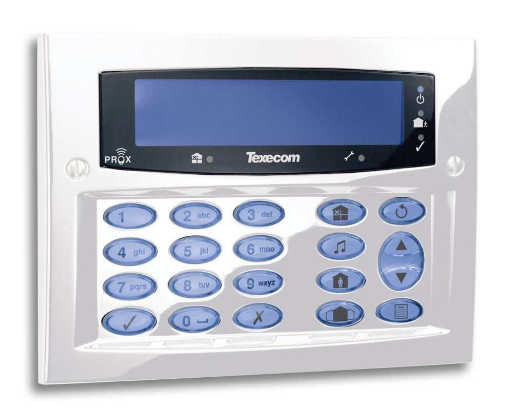 Burglar Alarm installed in East Sussex by DNA