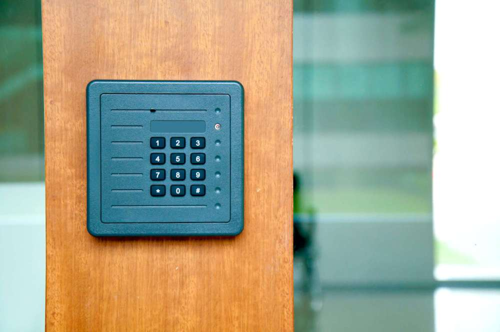 Buzzer Front Door Entry Systems What You Need To Know Dna Security
